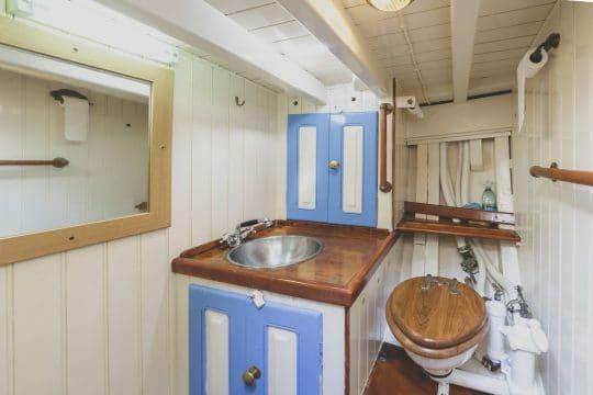 Agnes bathroom:toilet