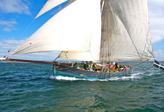 2021 Taster Sailing Weekend in Cornwall