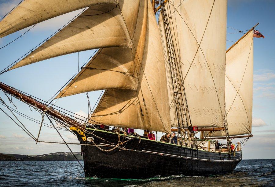 Bessie Ellen Cornish Ocean Passage