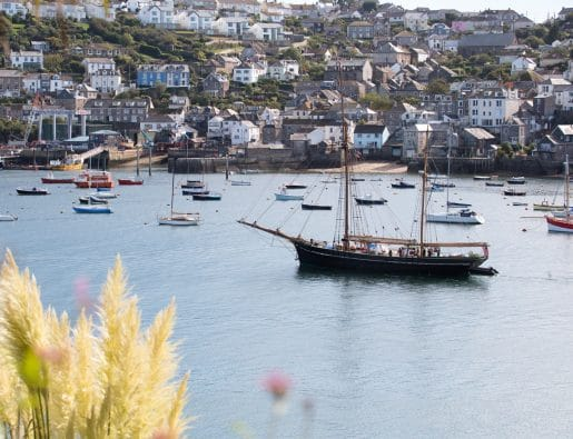 Tall Ship Taster Voyage Around Du Maurier's Coast