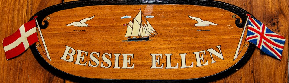 Bessie Ellen Sign