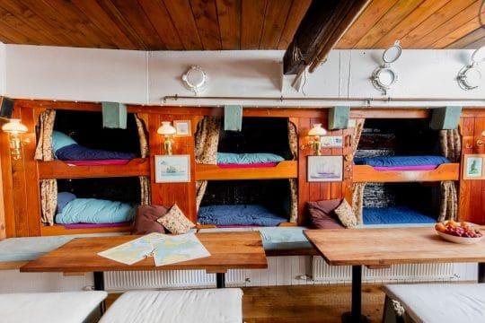 Bessie ellen sleeping bunks