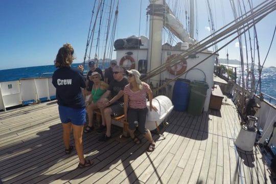 Blue Clipper Crew Guests