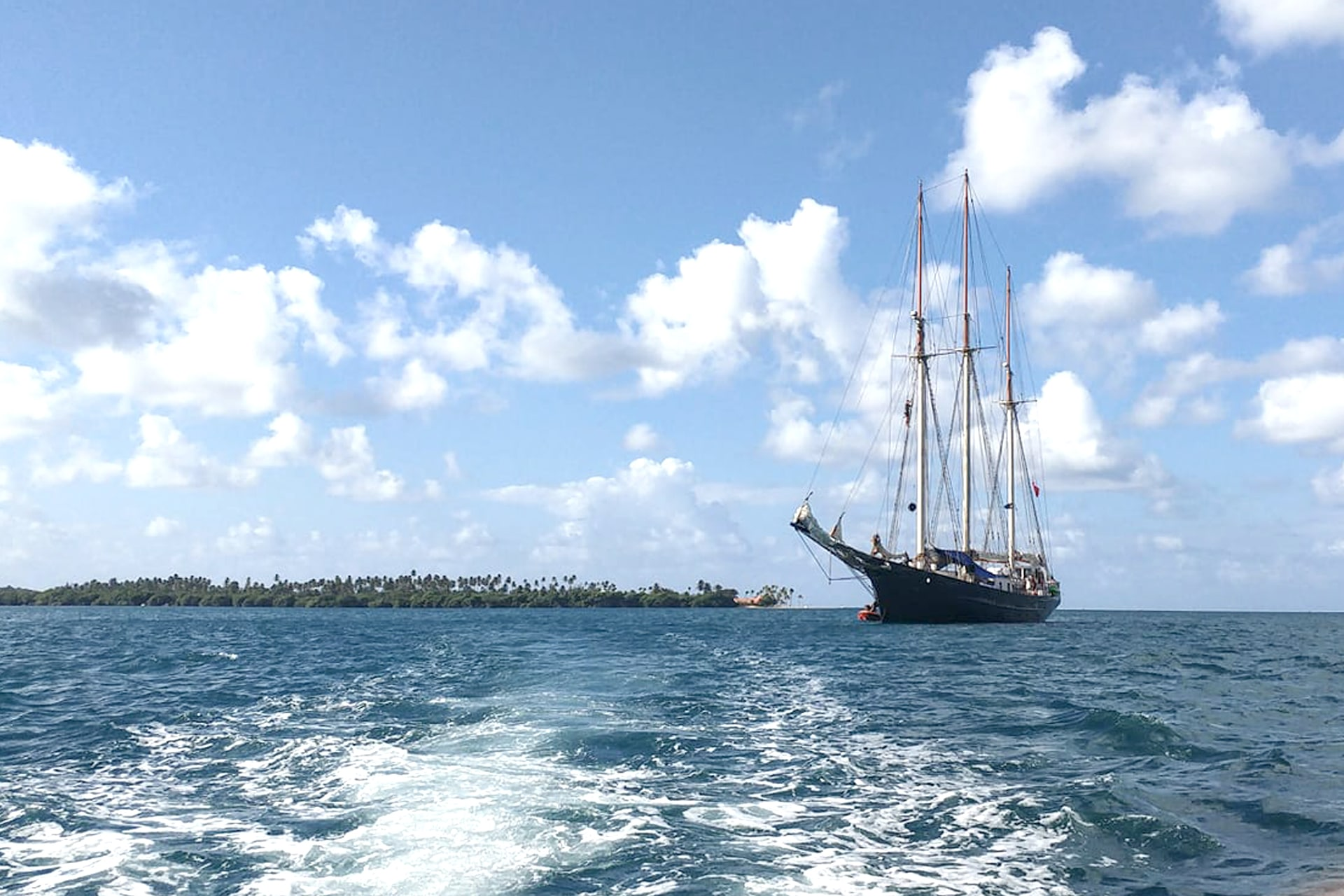 Blue Clipper Caribbean