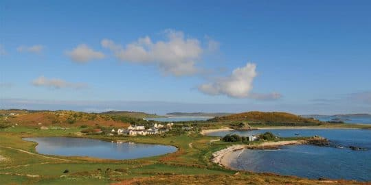 sail to the isles of scilly