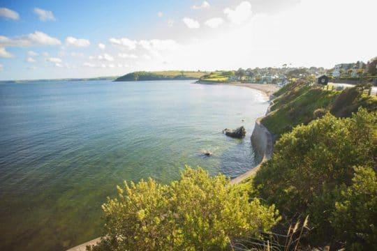 Falmouth coast
