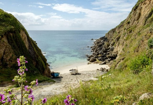 Devon, Channel Islands and Brittany