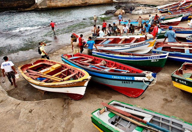 Sailing & Island Hopping in Cape Verde