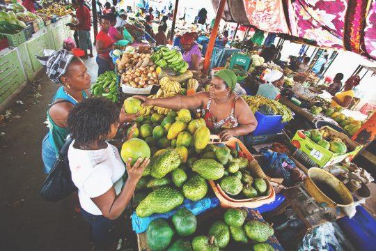 Cape Verde Oosterschelde market