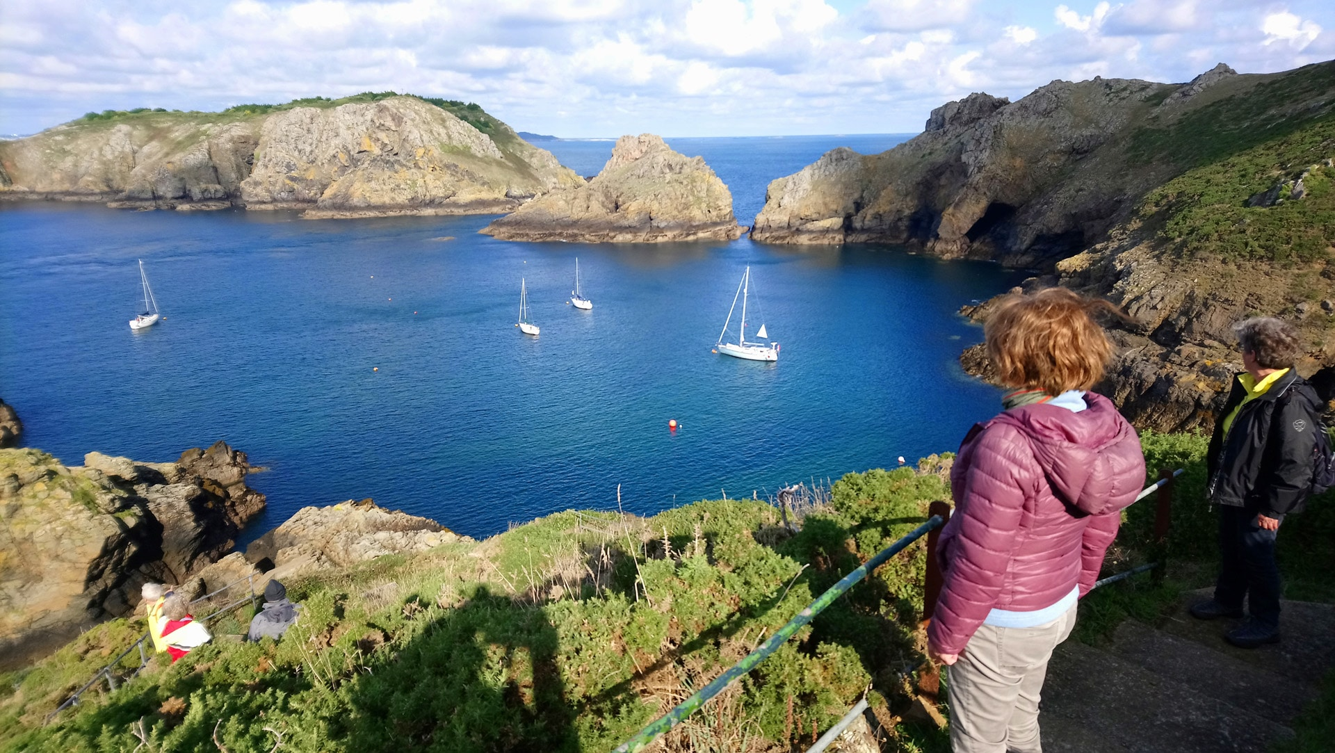 channel islands sailing holiday