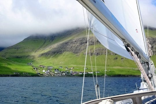 Cherokee Faroe islands
