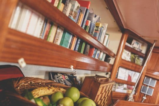 Cherokee bookcase