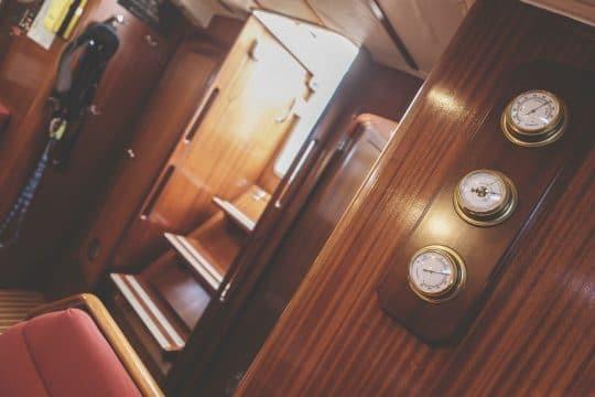 Cherokee clocks sailing