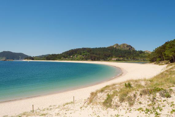 Cies Islands-Vigo-Galicia-Spain