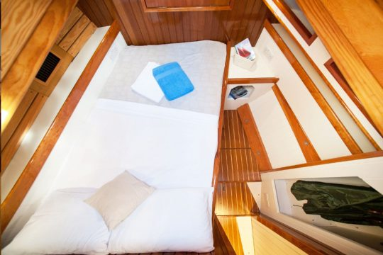 Circe double cabins