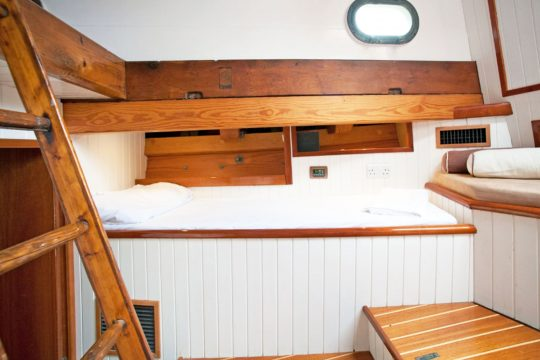 Circe single bunk