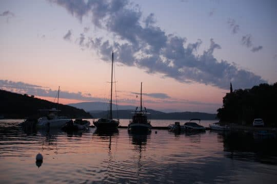Corfu-Greece-sunrise-marina