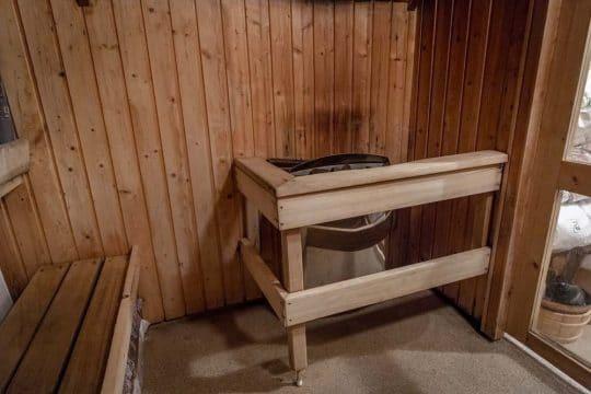 Linden sauna