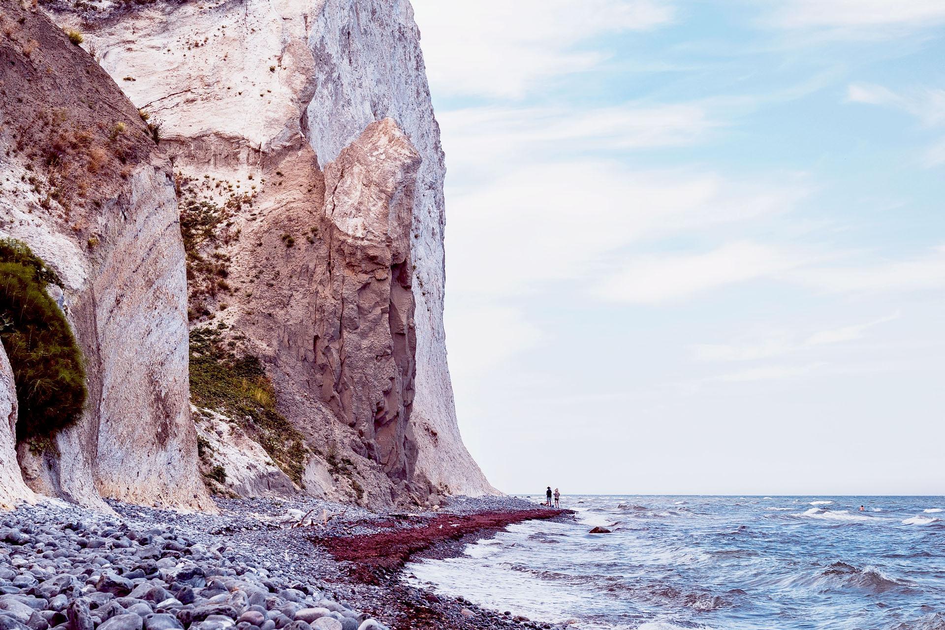 Denmark Mons Cliff