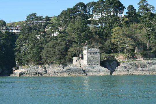 Devon Dartmouth Kingswear castle