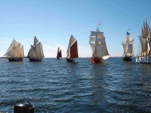 Tall Ships fleet