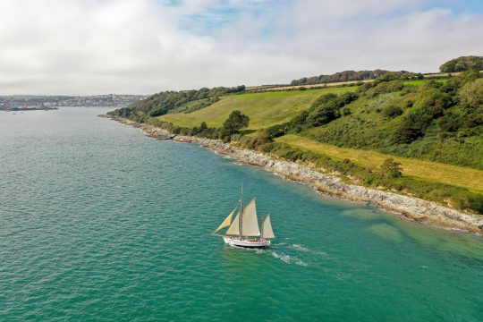 Escape sailing falmouth