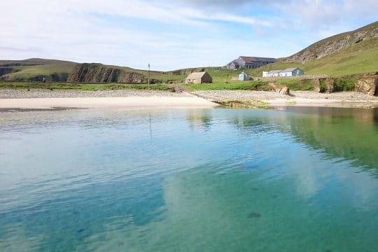 Fair Isle Scotland