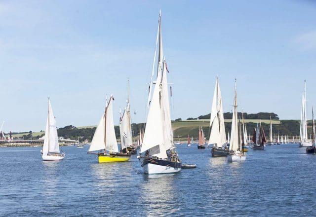 Sailing Falmouth Classics & Sea Shanty Festival