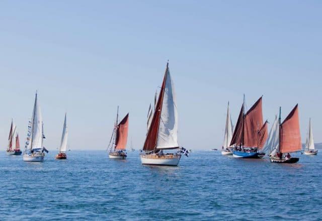 Falmouth Classics & Sea Shanty Weekend