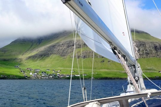 Faroe islands sailing holiday on Cherokee header