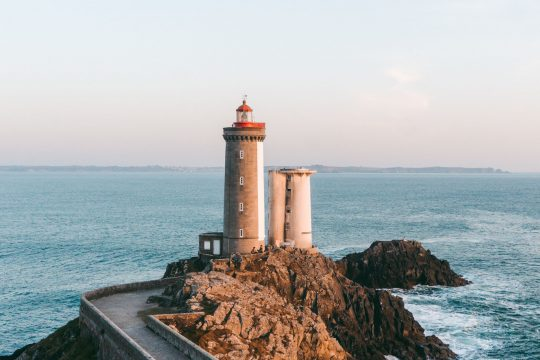 France Brittany Lighthouse