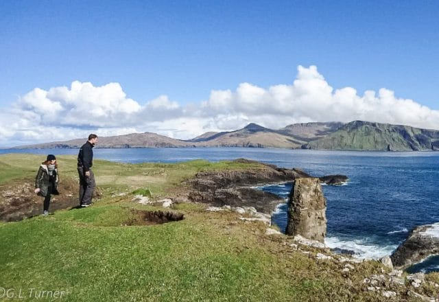 Sailing and Walking in the Hebrides