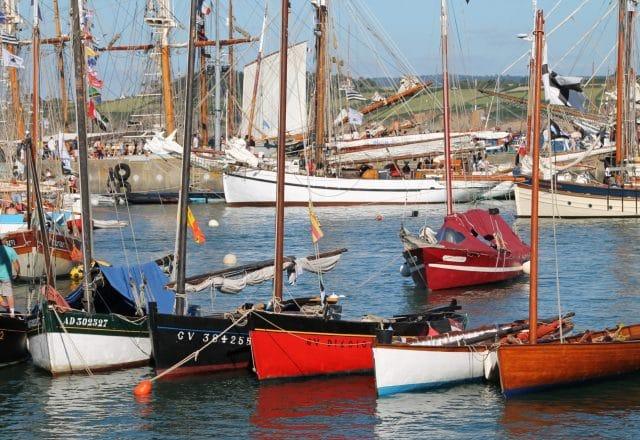 2021 Brittany & Paimpol Festival Sailing
