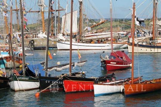 Douarnenez Maritime harbour