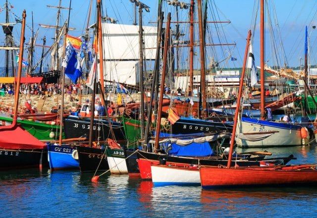 2021 Sailing to Paimpol & Exploring Brittany