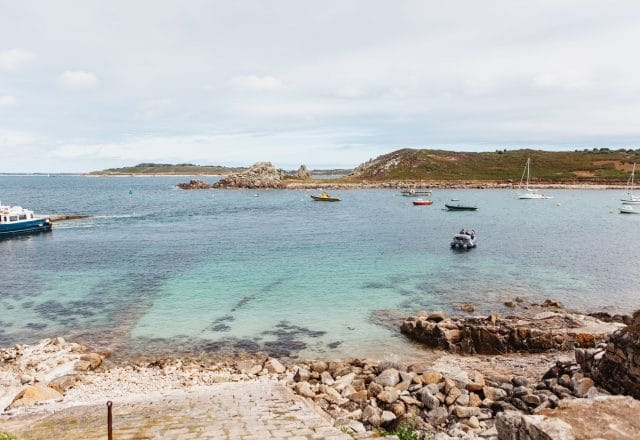 2021 Sailing & Exploring the Isles of Scilly