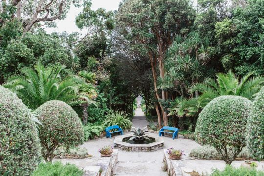 Tresco Abbey Gardens Isles of Scilly Sailing Holiday