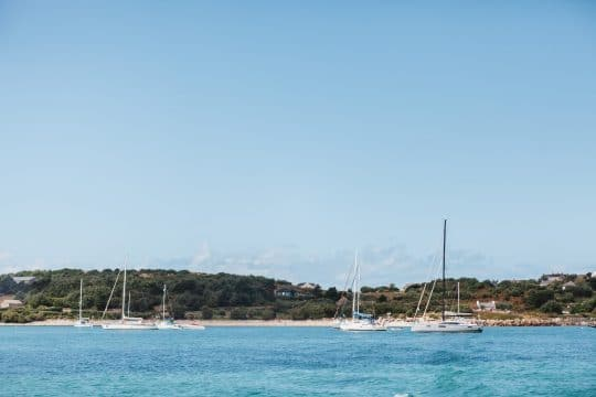 Bryher Summer boat isles of scilly sailing holiday