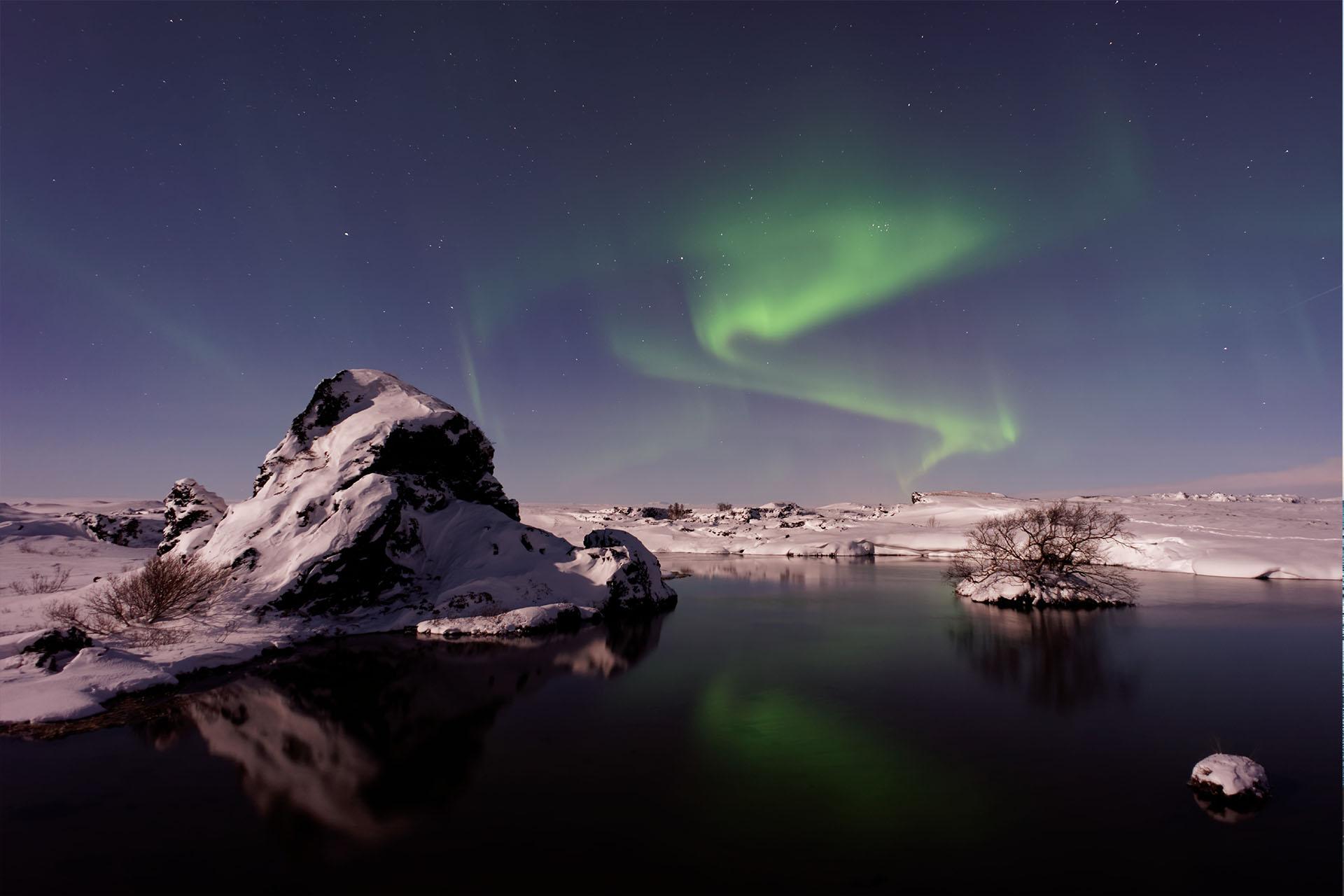 Iceland Myvatn