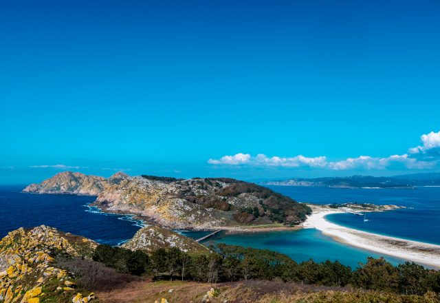 Galician Coastal Exploration from Vigo