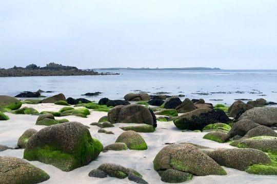 Isles of Scilly rocks