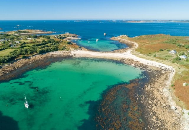 Sailing in Cornwall & the Scillies