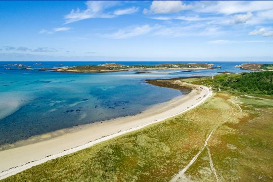 Isles of Scilly Tresco Bay
