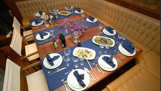 KAIROS dining