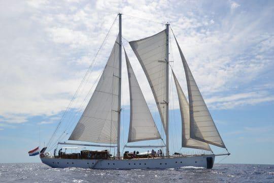Kairos sailing Corfu