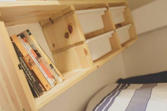 Lady of Avenel books bunks