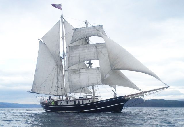 Crofters' Tall Ship Cruises
