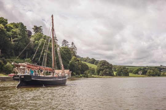 Lynher on the River Tamar