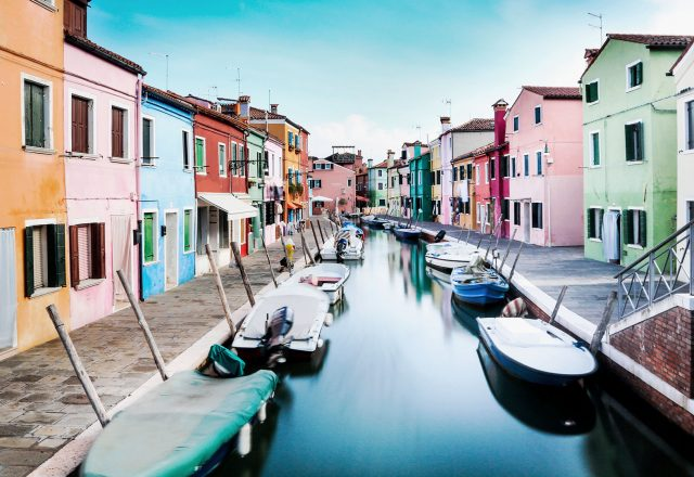 City hopping from Venice, History & Culture