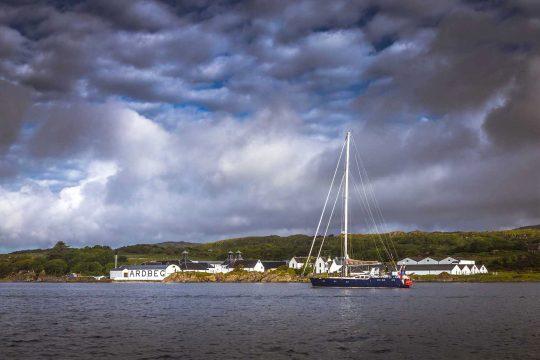 Narwhal Ardbeg Islay Scotland